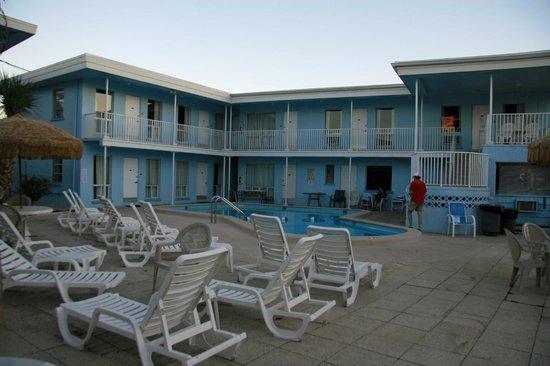 Gulf Beach Inn : Pool