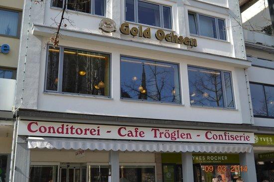 Cafe Troglen