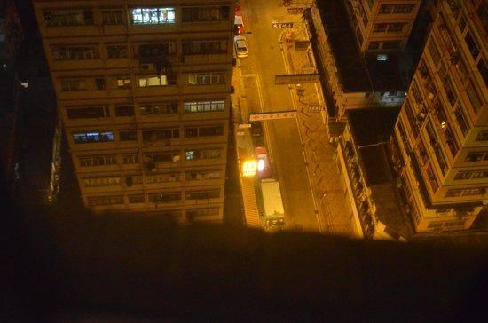 Dorsett Mongkok Hong Kong: Mc Donalds gleich nebenan