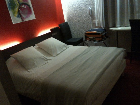 Eden Hotel : chambre