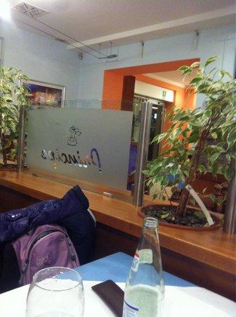 Pizzeria Ristorante Principe: Sala principale