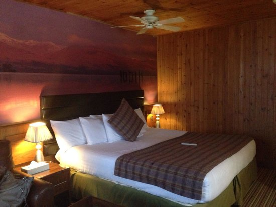 Lodge on Loch Lomond: Bedtime