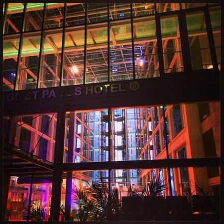Grange St. Paul's Hotel : Nice atrium!