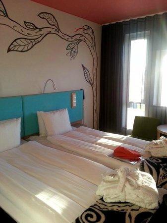 Kosta Boda Art Hotel: Room interior
