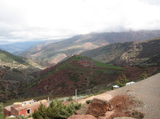 Morocco Attractive Tours : One of the three valleys