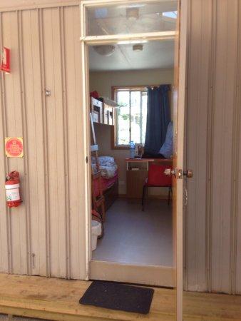 Gowrie Park Wilderness Village: Backpacker rooms