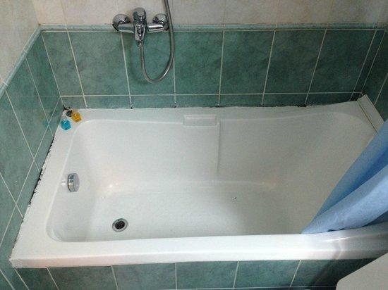 Hotel Le Petit Piaf: bathroom 1