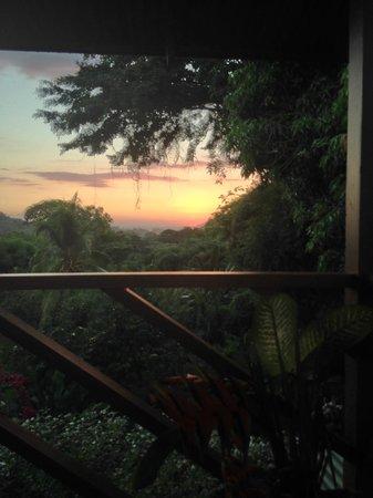 Diquis Del Sur : Sunset