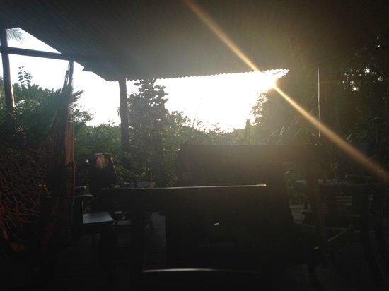 Diquis Del Sur : Dining room