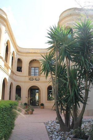 Hotel Sant Salvador: Jard