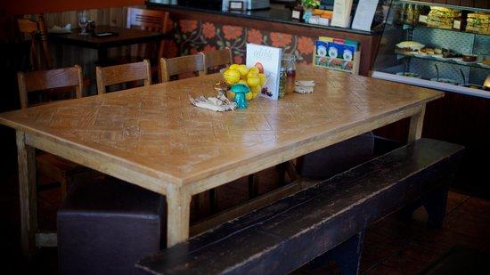 Big Feast: Community table