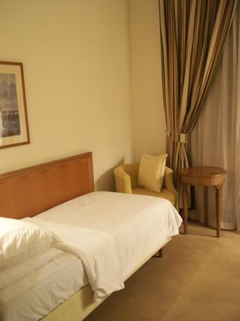 Grand Hotel Bonavia: single room