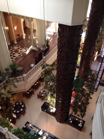 Sheraton Imperial Kuala Lumpur Hotel : Hotel interior