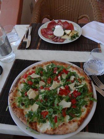 Hotel Olimpico: Delicious lunch!