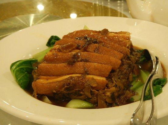 Shangrila: Braised pork belly