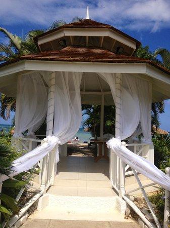 Sunscape Cove Montego Bay: Gazebo