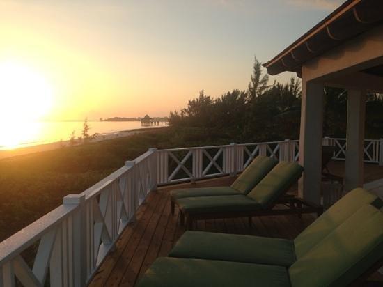 Kamalame Cay: Sunrise