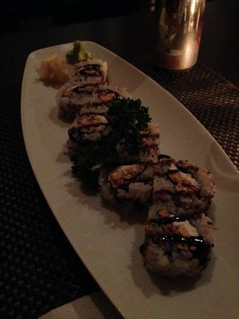 Light Contemporary Food : Philadelphia Uramaki