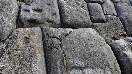 Sacsayhuamán: Amazing stone work