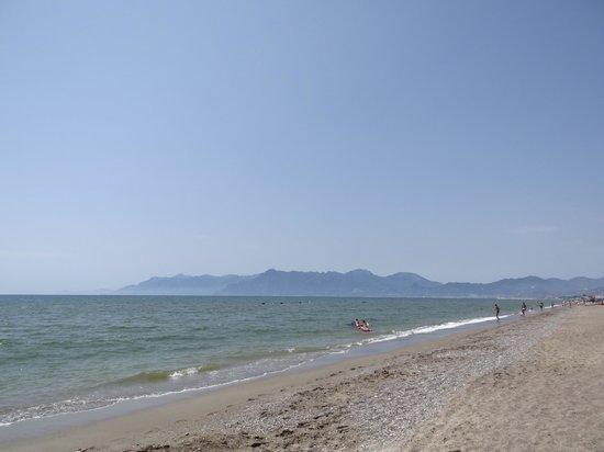 Hotel Olimpico: Coastline