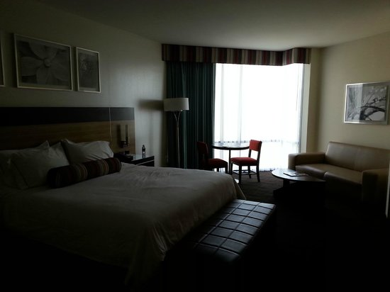 Valley View Casino Hotel: Room