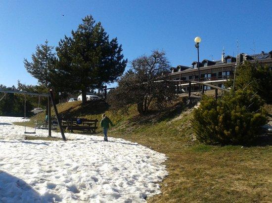 Centro Vacanze Veronza: parco giochi hotel