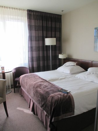 Kossak Hotel : Room - very comfortable beds