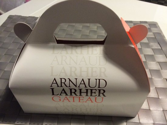 Arnaud Larher Patissier chocolatier : Box !