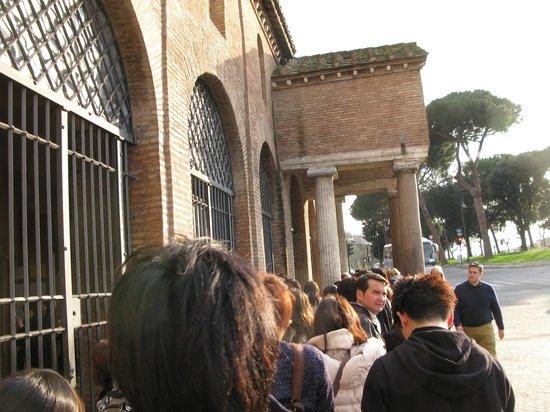 Bocca della Verita : very popular