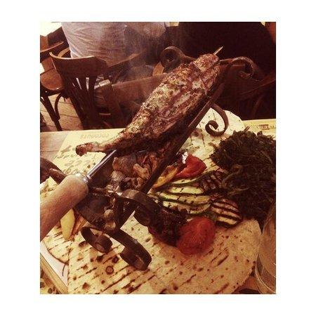 Chi Burdlaz : chateaubriand squisito!!!!!