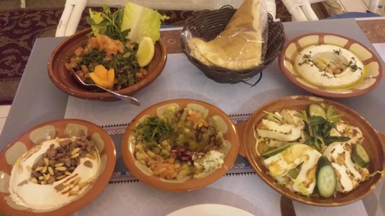 Radisson Blu Martinez Hotel, Beirut : Food is amazing