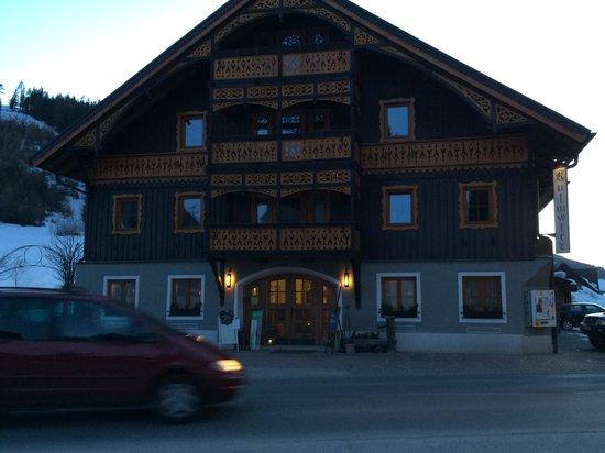 Restauracja Kulmwirt w Ramsau am Dachstein