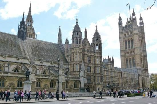 Palais de Westminster : Palace of Westminster