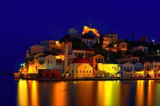 Boat Trips by Captain Ergun : Kastellorizo. A greek island