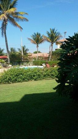 Espaco Monte Cristo: Jardin