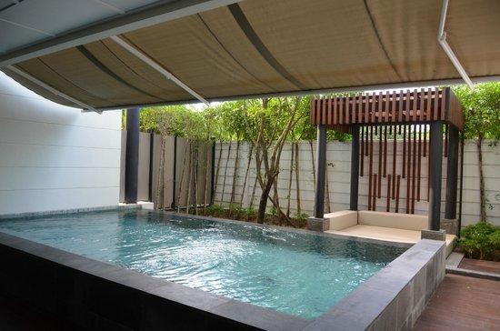 Cape Nidhra Hotel: Garden-Pool-Suite