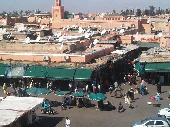 Riad Asrari : Coeur de Marrakech