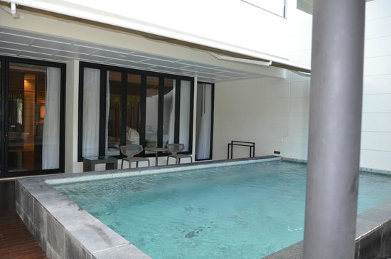Cape Nidhra: Garden-Pool-Suite