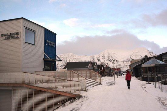 Svalbard Hotel : Hotel Svalbard, Longyearbyen