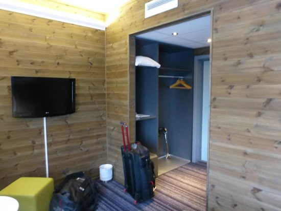 Svalbard Hotel: Bedroom