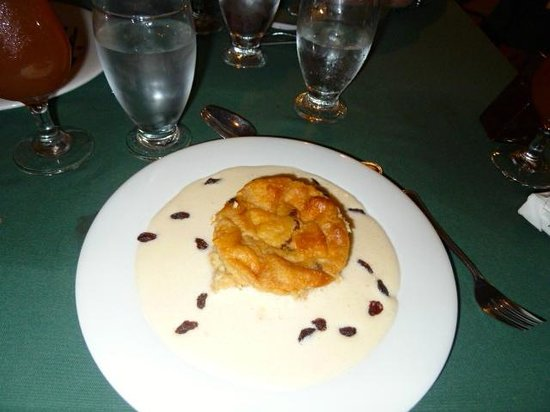 Brown Sugar Restaurant : Bread Pudding