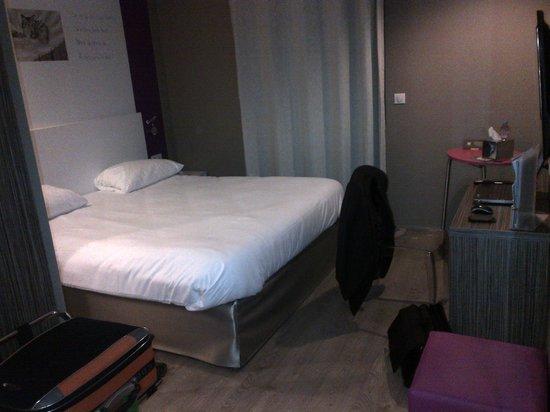 Ibis Styles Rennes Saint Gregoire: Chambre