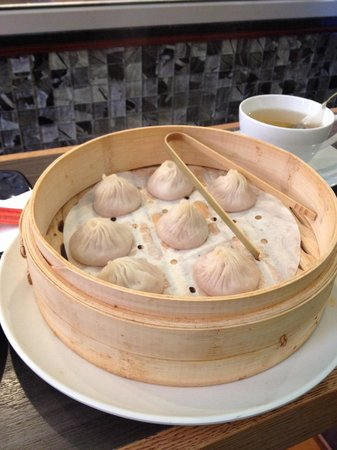 Everyday noodles: Soup dumplings- out of this world