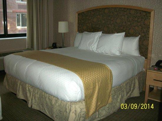 Doubletree Hotel Chelsea - New York City : Room