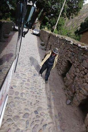 Tempel von Ollantaytambo: Not sure