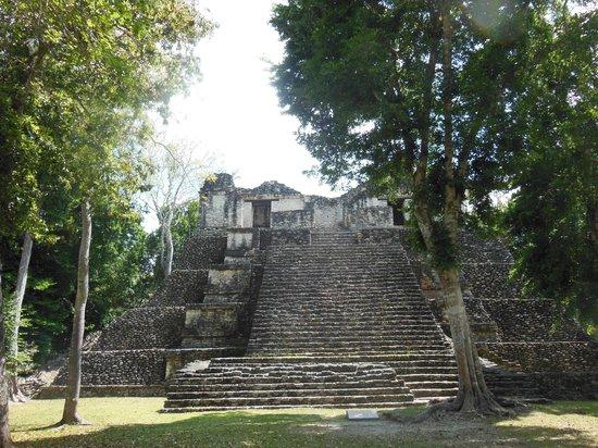 The Native Choice Tours: Dzibanche Maya Ruins
