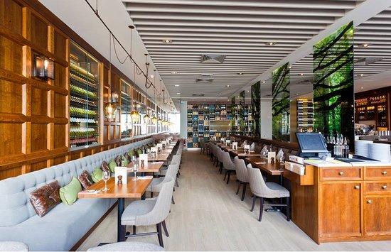 Wildwood: Restaurant
