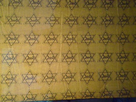 Jewish Historical Museum: The yellow star