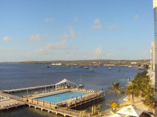GHL Relax Hotel Sunrise: Area de piscina/praia