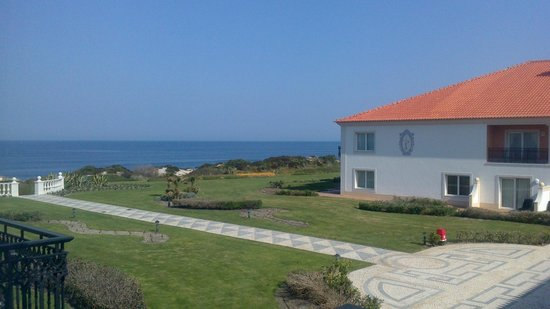 Praia D'El Rey Marriott Golf & Beach Resort: Vista de Mar